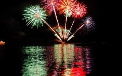 2018 July 4th Fireworks and Events at Center Hill Lake