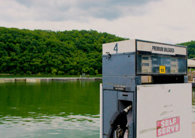 gas on center hill lake tn