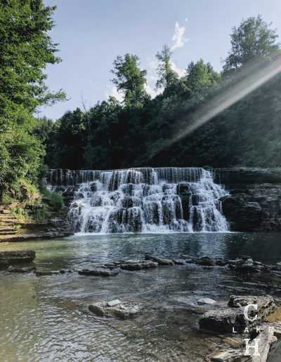 waterloo falls cookeville tennessee