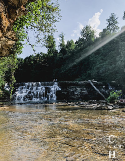waterloo falls cookeville tn