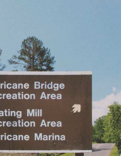 hurricane bridge center hill lake