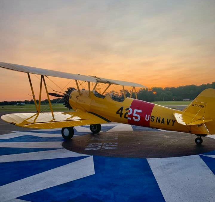 Flight Tours with Tennessee Flying Machines