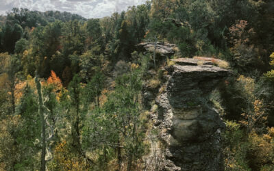 Window Cliffs in Baxter, Tennessee